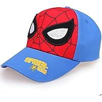 PRETAY Spiderman Gorra Infantil Premium Rejilla Sombrero de béisbol para Unisex,Spiderman Trucker Cap Marvel,Captain…