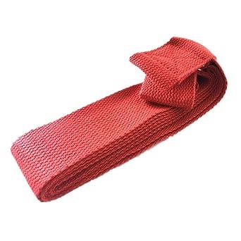 Amazon.com: Houshelp Yoga Mat Strap Sling Adjustable Durable ...