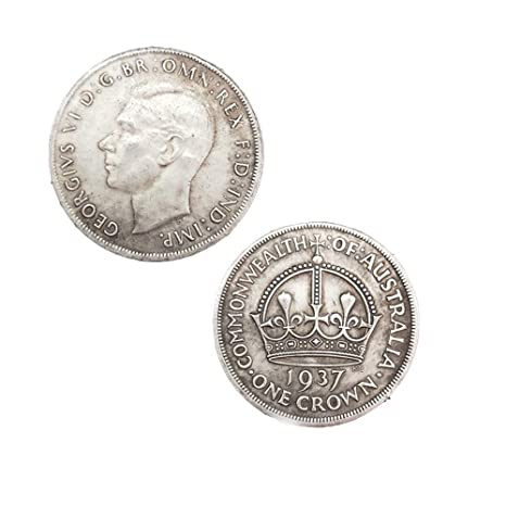 Amazon com: GreatSSCoin UK Old Coin-England George Old Coins