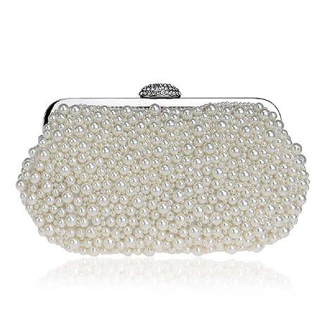 nuevo estilo 79c56 72068 BESTWALED Bolsa de Mano para Fiesta de Noche De Las Mujeres ...