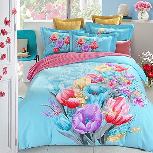 Private Home Textiles Duvet Cover Sets Bedding Collections Cotton Thick  Four Sets G King 85