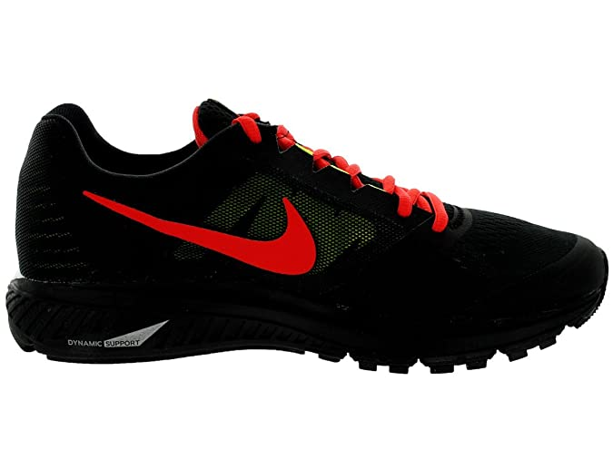 46c42acea37 Nike Men s s Zoom Structure+ 17 Running Shoes  Amazon.co.uk  Shoes   Bags