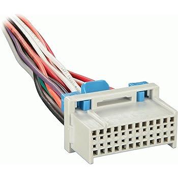 amazon com stereo wire harness chevy suburban 99 00 01 02