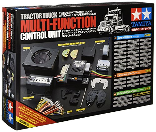 Tamiya Multi Function Control Unit Tractor Truck