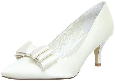 Menbur Wedding Zoe 5071, Escarpins femme - Multicolore-TR-E4-2, 39 EU