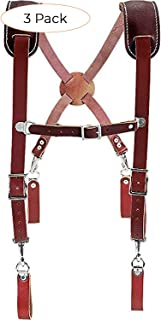 product image for Occidental Leather 5009 Leather Work Suspenders (Thrее Расk)