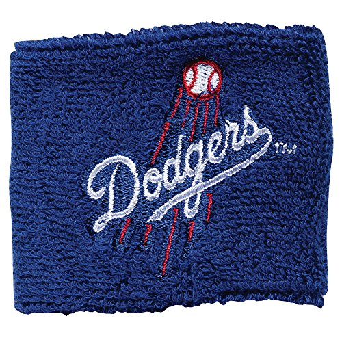 (Franklin Sports MLB Los Angeles Dodgers Team Wristbands)