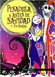 Pesadilla antes de navidad: Amazon.es: Asuka, Jun: Libros