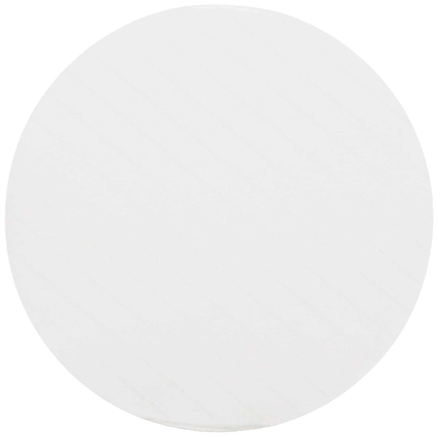 White Pack of 100 70mm Diameter GE Whatman 10347008 Ruled Qualitative Special-Purpose Filter Paper with Green Lines at 5mm Intervals Grade 8 Circle