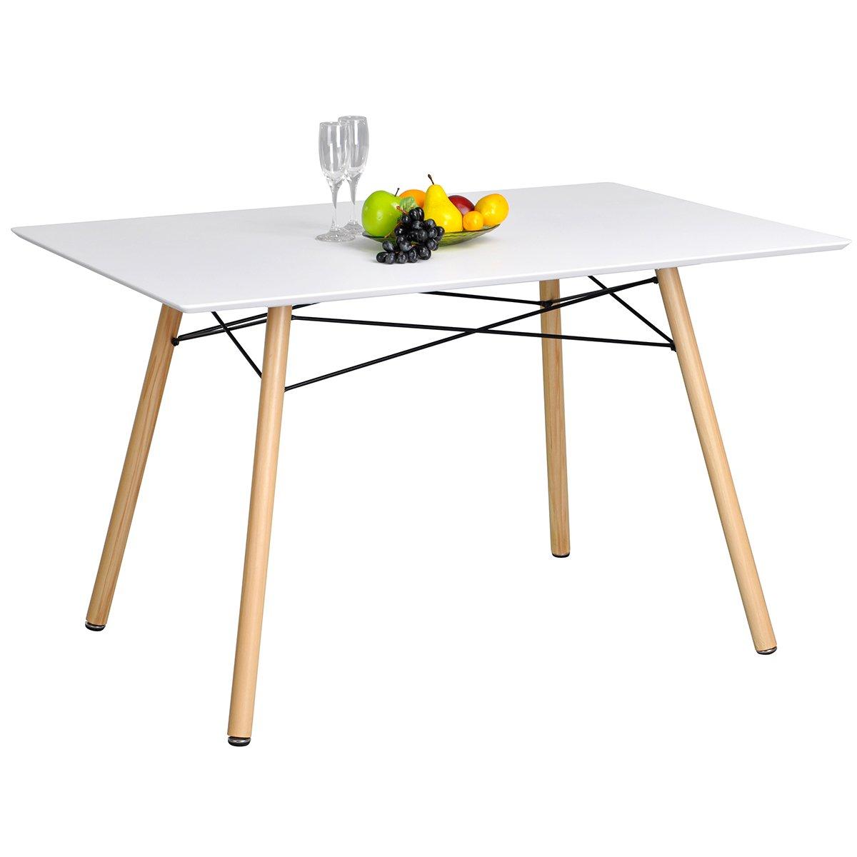Tavolo da giardino rettangolare 50 cm larghezza for Amazon tavoli
