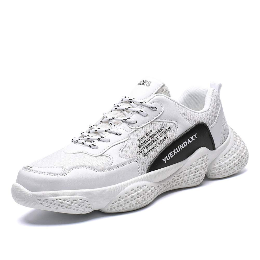 Men ' S Turnschuhe, Spring New Mesh Running schuhe Academy Lace-Up Light Soles Walking schuhe Man Athletic Casual schuhe for Daily Running Casual Shopping,c,39