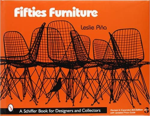 Fifties Furniture (Schiffer Book For Designers And Collectors) 3rd Rev Exp  Edition