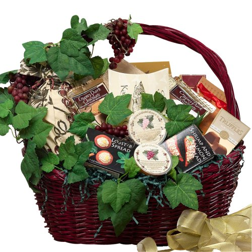 Art of Appreciation Gift Baskets A Grand Gourmet Food Occasion Basket (Chocolate)