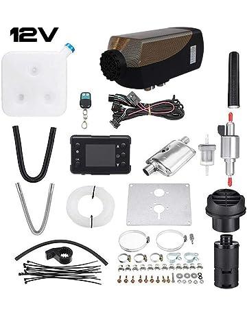 IrahdBowen 5 kW 12 V/24 V Air Stand Atril de Aire Calefacción Calefacción Diesel
