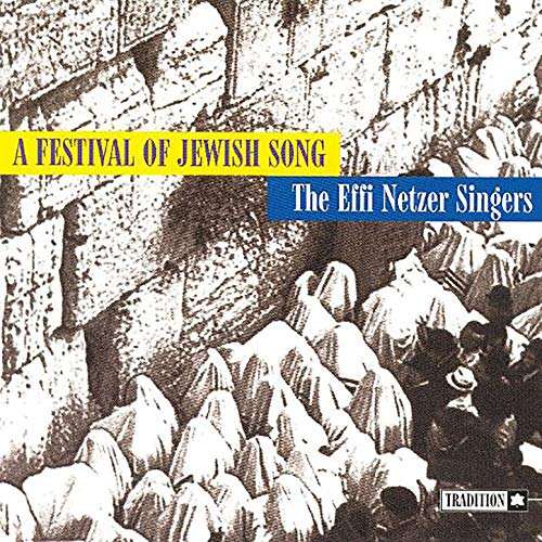 A Festival of Jewish Song