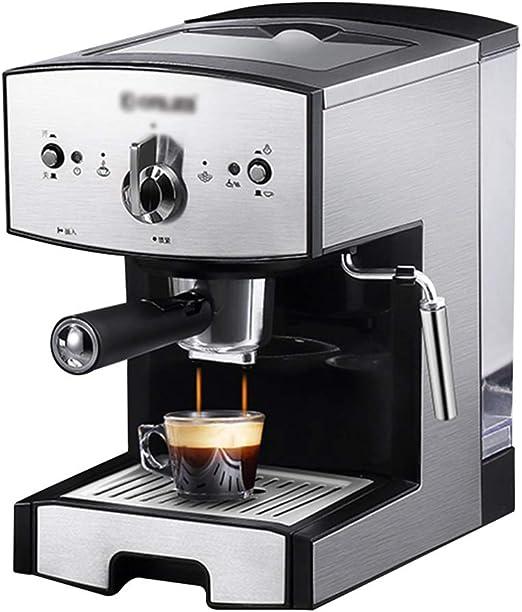 Cafetera Semiautomática Filtro Mini Doméstica Cápsula De Espuma De ...