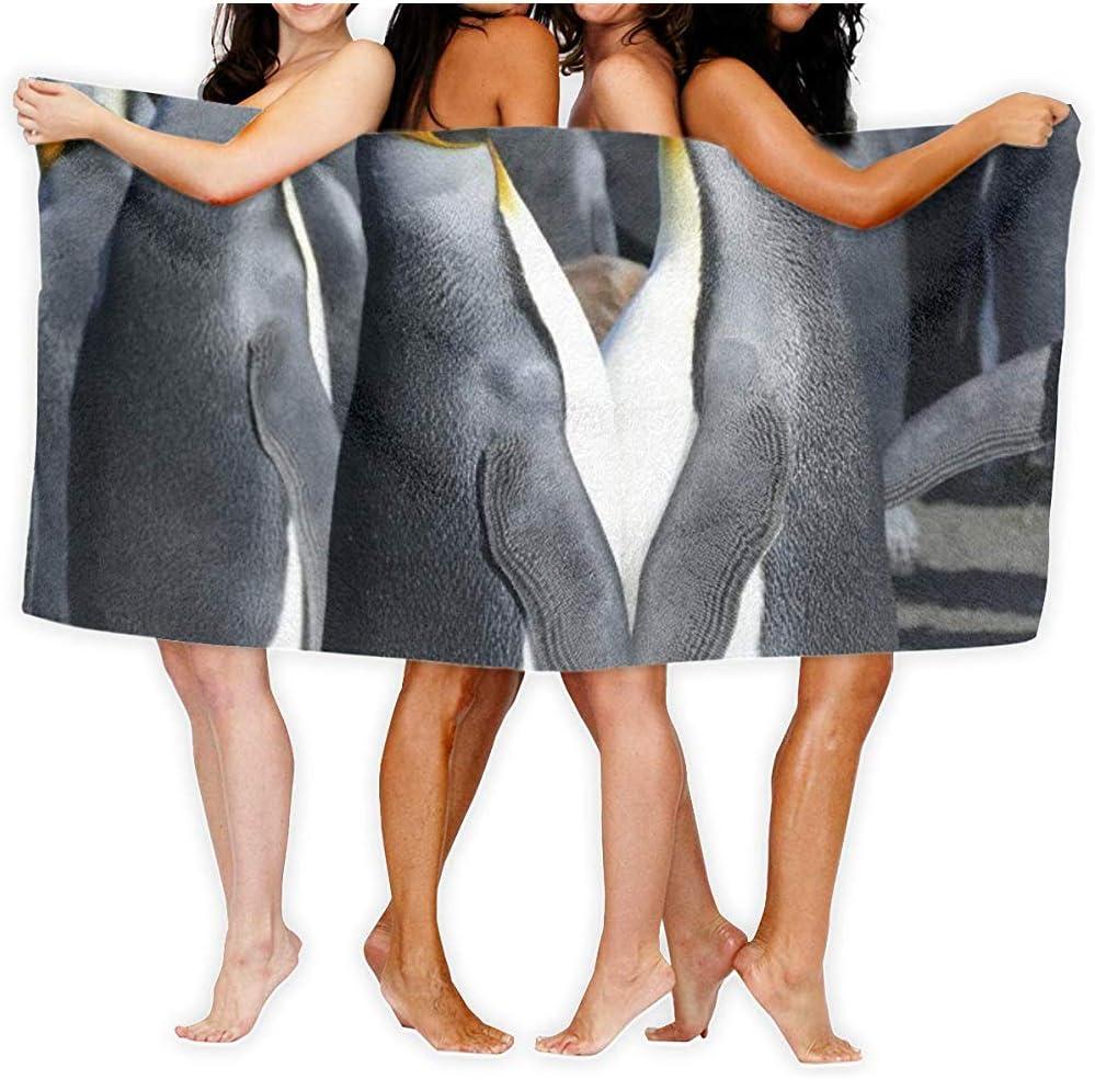 Drollpoe Toallas de Playa para Mujeres Hombres Manta Polo Sur ...