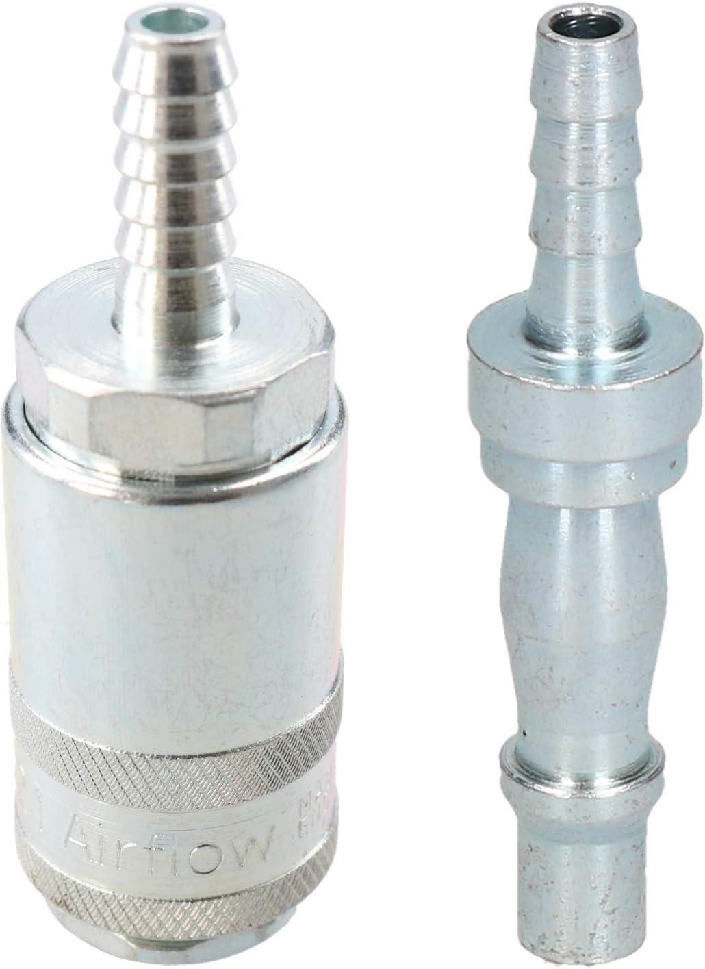 "Tuyau Queue Barb One Touch Coupleur AC21R 1//4/"" PCL Airflow couplage 6.35 mm"