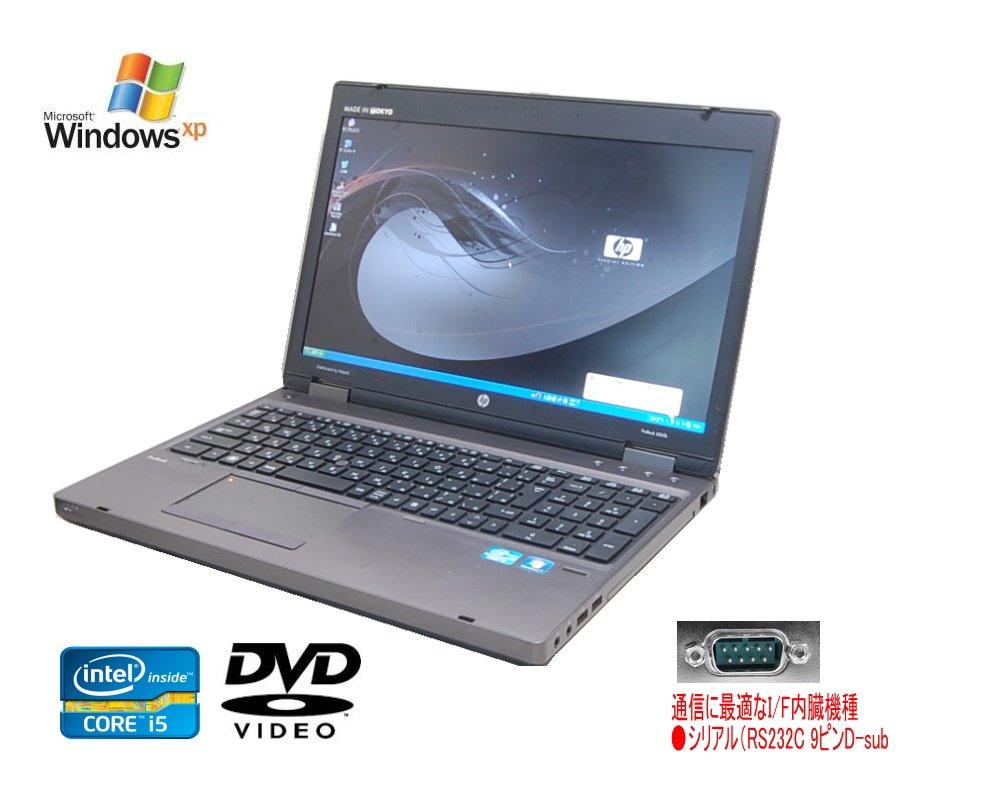 卸売 中古パソコン 今更ながら XPインストール 2G HP I5 BY HITACHI(東京工場組立) 中古ノートパソコン 貴重なテンキーモデル 無線【中古】 XPなら爆速レベル Core I5 4Gメモリー 通信ソフトに最適 RS232C(シリアルポート)  すぐに使えます DVD 無線【中古】 B078FYL4RF 2G 2G, カスガシ:eedd1c7d --- arianechie.dominiotemporario.com