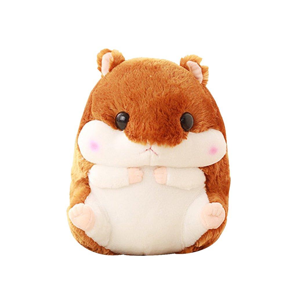 Hamster+blanket , blue 1*0.8m Missley Hamster Pillow 2 en 1 joli oreiller /à hamster court et mignon avec couverture Super cadeau dr/ôle pour petite amie