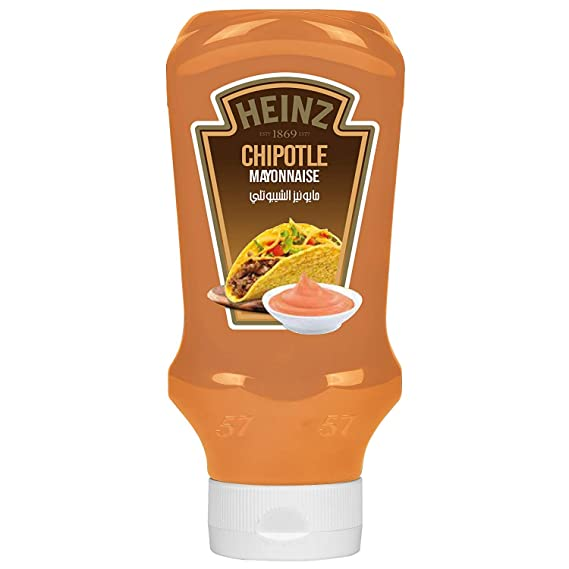 Heinz Chipotle Mayonnaise 400ml Amazon In Grocery Gourmet Foods