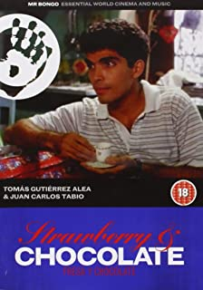 Strawberry & Chocolate (Fresa Y Chocolate) - (Mr Bongo Films) (1994