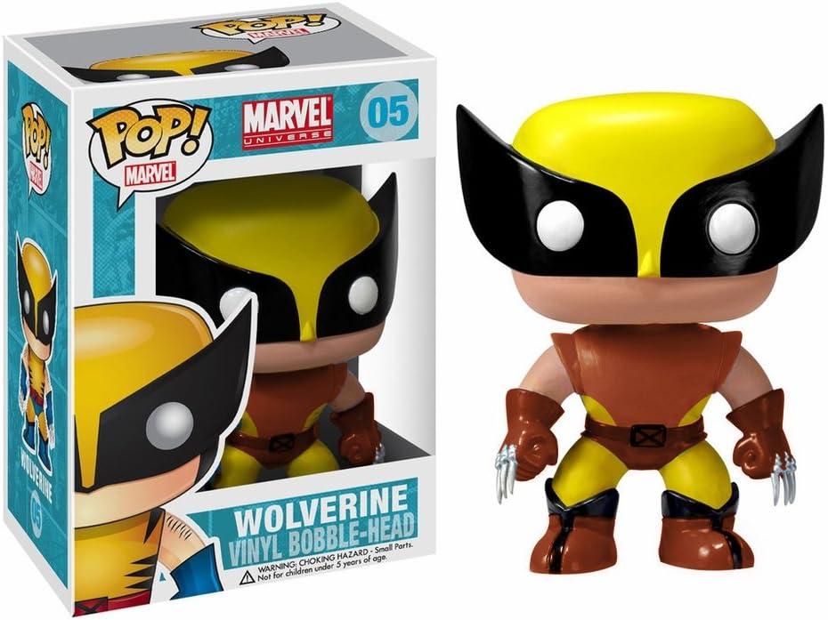 X Men Lobezno Funko Pop. Marvel Universo # 05 Figura de Vinilo ...