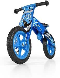 MILLY MALLY 1513 - Bicicleta sin pedales madera para niños ,ruedas ...
