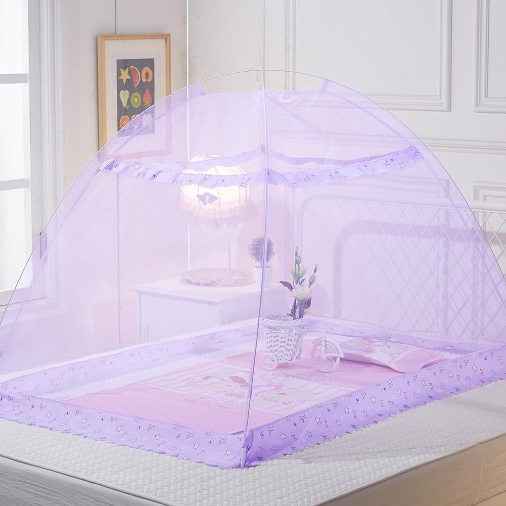 Zay Baby Zanzariera Pieghevole Installazione Libera Altezza Senza Lettino Lettino Per Bambini Culla Sicurezza Pop-Up Tenda Lettino Copertura Rete Copertura