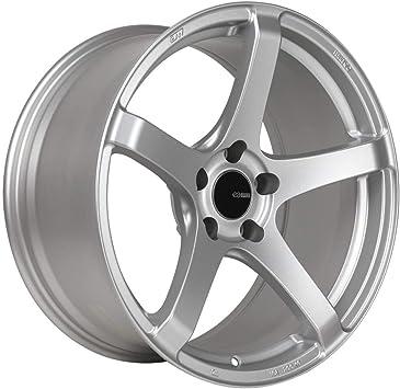 18x9.5 Enkei Kojin 476-895-8045BK Matte Black Wheels//Rims 5x100
