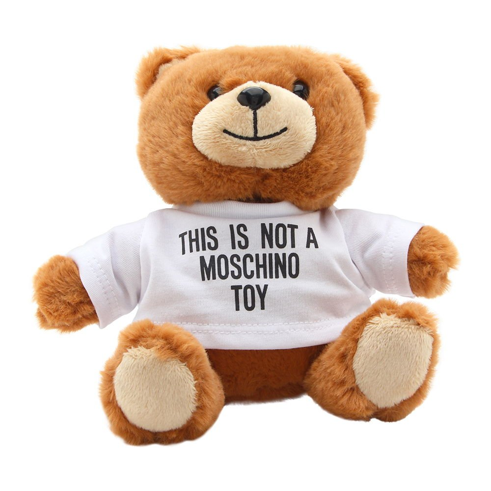 d0a9c2eee6a Moschino Teddy Bear Toy 50milliliter Eau De Toilette EDT Spray Perfume For  Her  Amazon.co.uk  Beauty