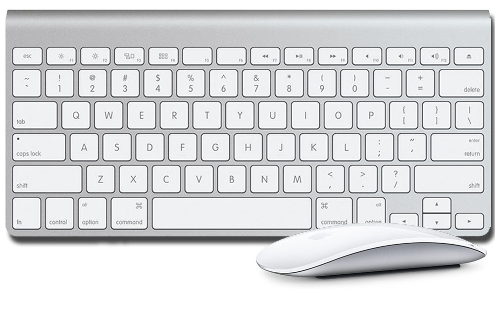 Apple Bluetooth (Mouse and Keyboard) by Apple