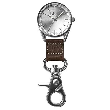 Dakota - Reloj de Pulsera con Clip para Vestido, Carcasa ...