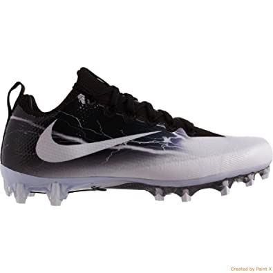 Nike Vapor Untouchable Pro LTNG Lightning Mens Football Cleats 9 US