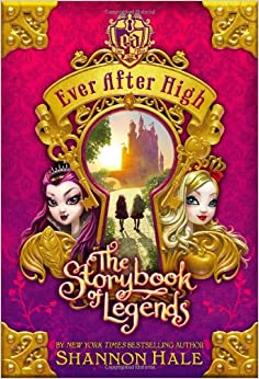 Amazon.com: The Storybook of Legends (9780316401227): Shannon Hale: Books