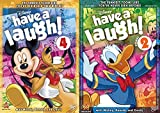 Best Disney Friends On Dvds - Laugh with Donald Duck Goofy Mickey & Friends Review