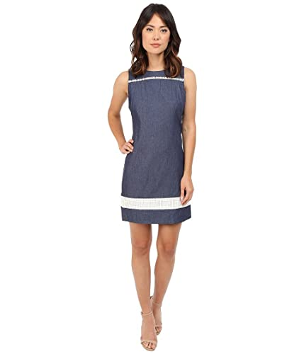 Christin Michaels Womens Emilia Sheath Dress