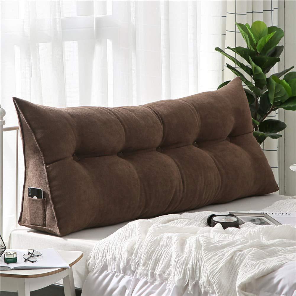 激安超安値 3 ウエスト 次元 バックを保護 臥床枕,ソファベッド大規模な三角クッション,Pp 綿 ウエスト バックを保護 ソファやベッドの 取り外し可能なカバー-パープル 180x20x50cm(71x8x20inch) ブラウン B07L1RKV79 180x20x50cm(71x8x20inch)|ブラウン ブラウン 180x20x50cm(71x8x20inch), GRANNY SMITH APPLE PIE & COFFEE:89122943 --- makeupbymarietherese-com.access.secure-ssl-servers.org