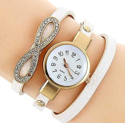 Relojes de mujer, ICHQ para mujer, pulsera de relojes en