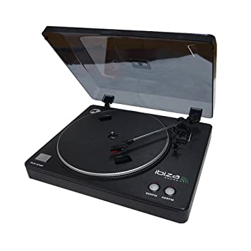 Ibiza Sound LP200 - Giradiscos: Amazon.es: Instrumentos ...