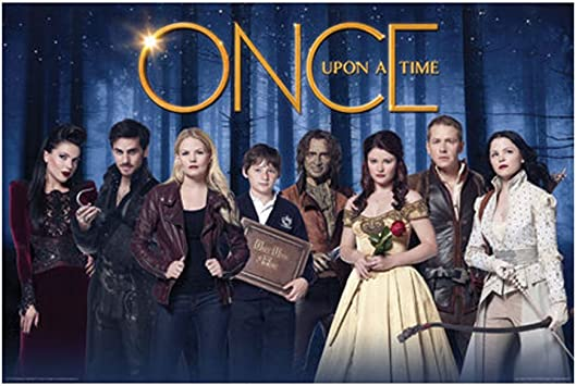 Once Upon A Time - Cast Poster (60.96 x 91.44 cm): Amazon.co.uk: Kitchen &  Home