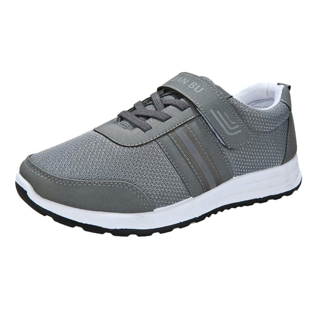 HULKAY Mens Womens Running Shoes Trail Fashion Sneakers Walking Athletic Fitness Indoor and Outdoor Shoes for Men/Women