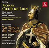 Gretry: Richard Coeur De Lion / Rousseau: Le Devin du Village