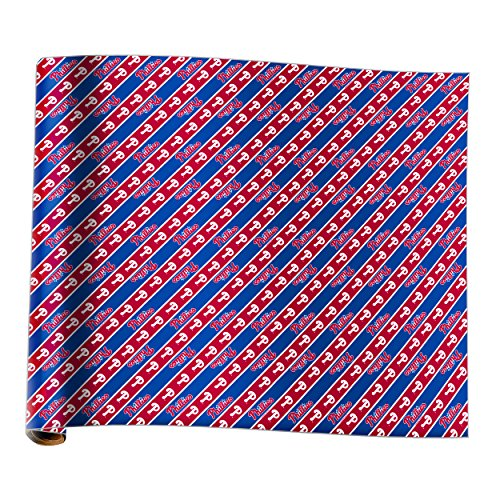 Philadelphia Phillies 2014 Team Wrapping Paper