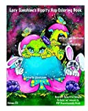 Lacy Sunshine's Hippity Hop Coloring Book: Whimsical Bunnies, Sprites, Big Eyes, Easter, Spring Fantasy Coloring Book All Ages (Lacy Sunshine's Coloring Book) (Volume 52)