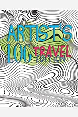 ARTIST LOG: Travel Edition Paperback