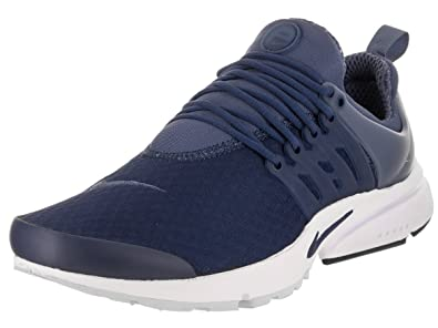 sells really comfortable best website Nike Men's Air Presto Essential Navy/Diffused Blue Running Shoe 7 Men US