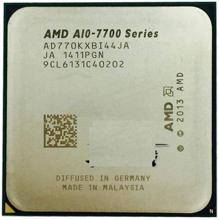 AMD A10-Series A10 7700K 7700 3.4 GHz Quad-Core CPU Processor AD770KXBI44JA Socket FM2+