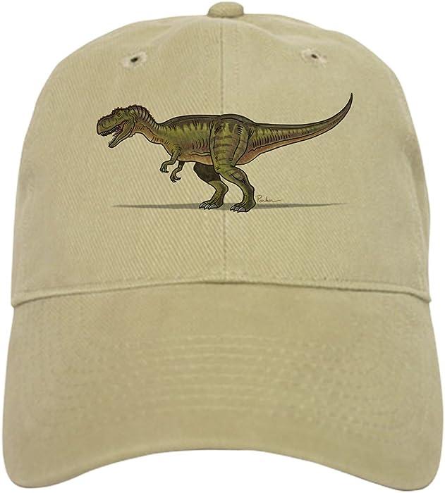 93ef328b905 CafePress - Tyrannosaurus Dinosaur Cap - Baseball Cap with Adjustable  Closure