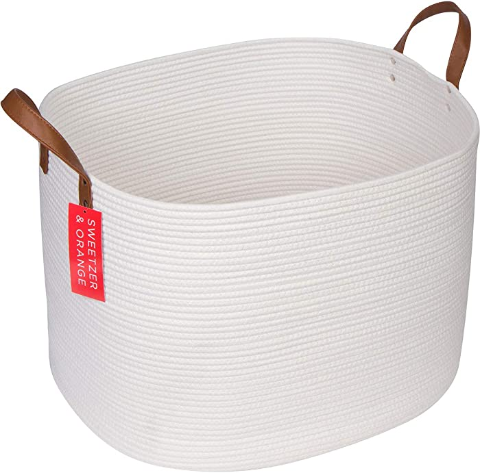 The Best Rope Basket For Baby Laundry